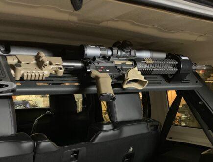 Truck Gun Racks: Top 10 Products 2020