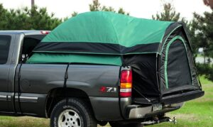 The-5-Best-Bed Tents-for-Silverados - guide-gear-compact-truck-tent-green