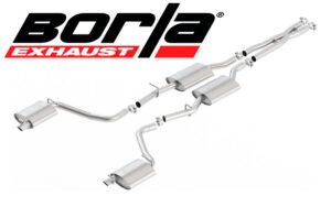 The best exhaust — borla-cat-back-system-140650