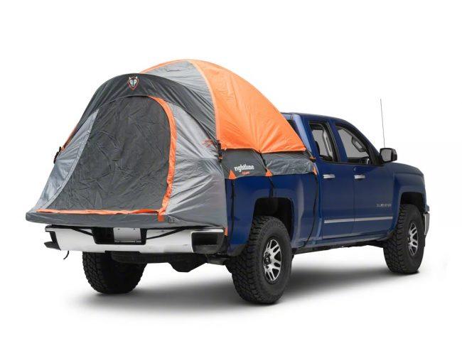 The-5-Best-Bed Tents-for-Silverados - rightline-gear-silverado-truck-tents